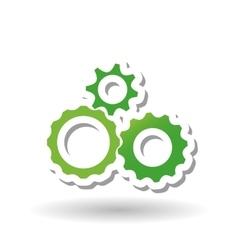 Eco icon design vector