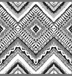 tribal ethnic seamless pattern vector image