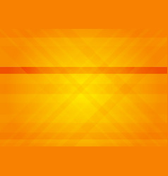 orange geometric abstract background with copy vector image