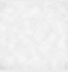 realistic clean paper canvas surface white vector image