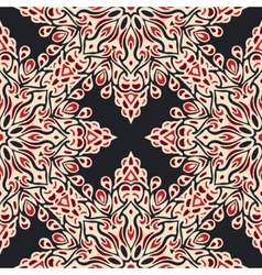 Abstract seamless pattern for fabric vector image
