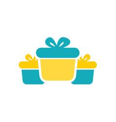 gift box ilustration vector image