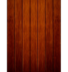 wood background vector image
