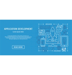 Application development vector
