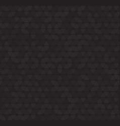 Dark pattern seamless geometric triangle vector