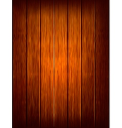 dark wood background vector image