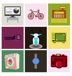Digital photography sign symbols digital vector