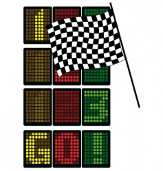Formula 1 table vector