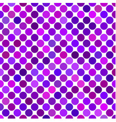 Colored dot pattern background vector