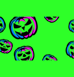 Halloween background halloween night party poster vector