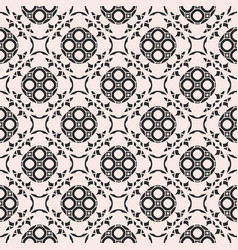 ornamental seamless pattern in oriental style vector image