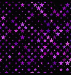 Seamless pentagram pattern - background graphic vector