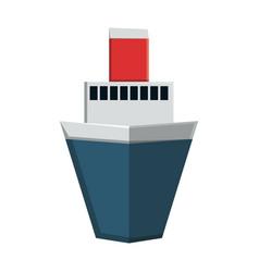 big cruise icon vector image