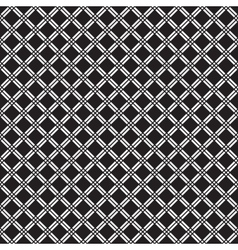 Classic abstract geometric seamless pattern vector image