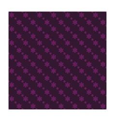 Purple pattern vector image vector image