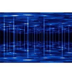 Abstract virtual technology vector image vector image