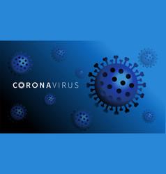 coranavirus covid19 19 vector image
