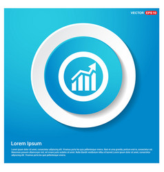 business presentation icon vector image
