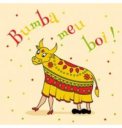 mumba vector image
