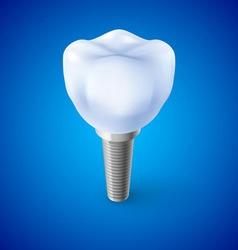 Dentist symbol vector