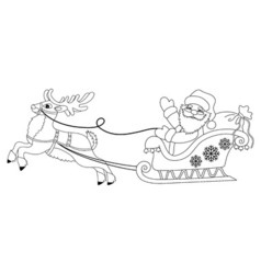 Santa1 vector
