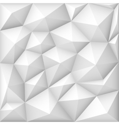 Light mosaic polygonal modern graphic vector image