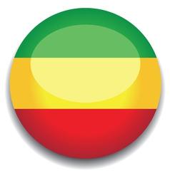 ethopia flag vector image