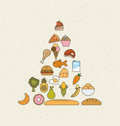 Healthy Food Kids Fish Eggs Vector Images (15)