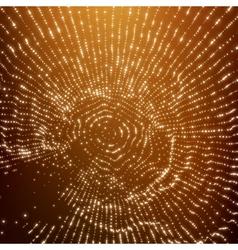 Cobweb Or Spider Web Network background Grid vector