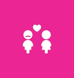 Couples Icon vector