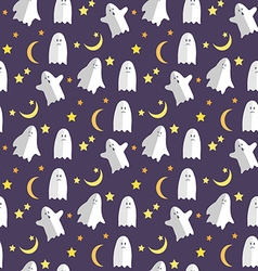 Halloween pattern7 vector image