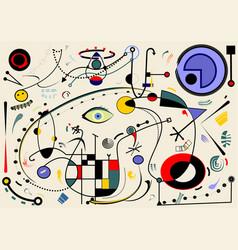 surrealism art style - 18-65 vector image