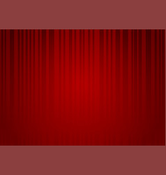 abstract red background with vertical stripes vector image