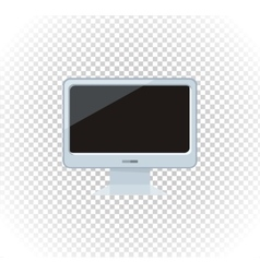 Sale of Household Appliances Computer Monitor vector