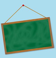 signboard vector image vector image