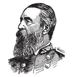 Admiral david dixon porter vintage vector
