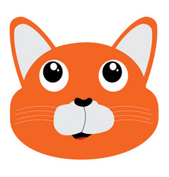 avatar of cat vector image