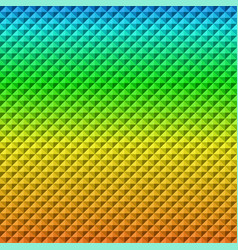 colorful gradient geometric abstract tile texture vector image
