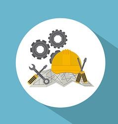 Engineer icon design vector