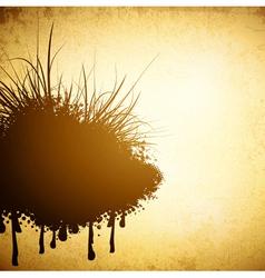 Grunge Design Vintage Background vector image vector image