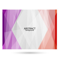 abstract graphic backgrounds horizontal vector image