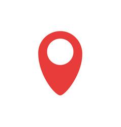 commerce shopping flat image icon vector image