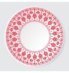 Ethnic ornament vector image
