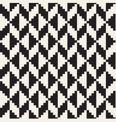 Seamless pattern abstract geometric background vector