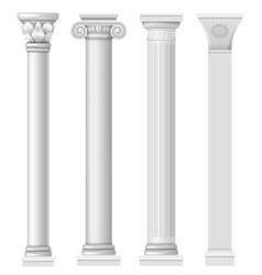 Set classical columns vector