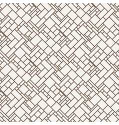 Seamless pattern of rectangles of different vector