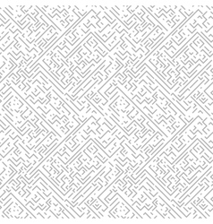 Geometric seamless pattern Gray background with vector