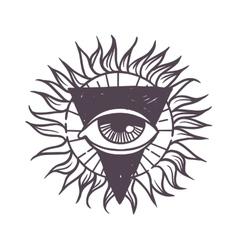 Esoteric symbol vector