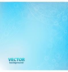 Blue Background Design vector