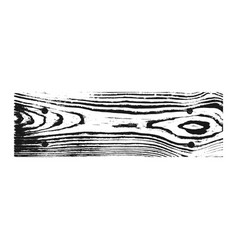 wooden texture black white wood grain background vector image